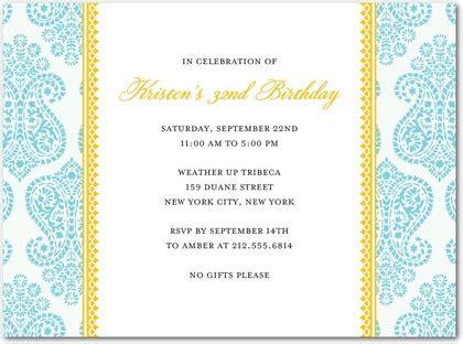 sle invitation card template sle birthday program template impremedia net