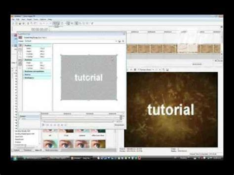 tutorial sony vegas youtube sony vegas tutorial texto youtube