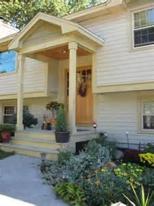 Front Porch Designs For Split Level Homes 151 best images about split foyer ideas on pinterest