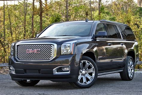 gmc yukon 2016 gmc yukon denali review