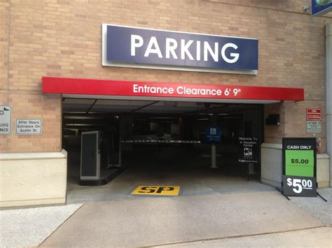 Houston Garage by Four Houston Center East Garage Parking In Houston Parkme