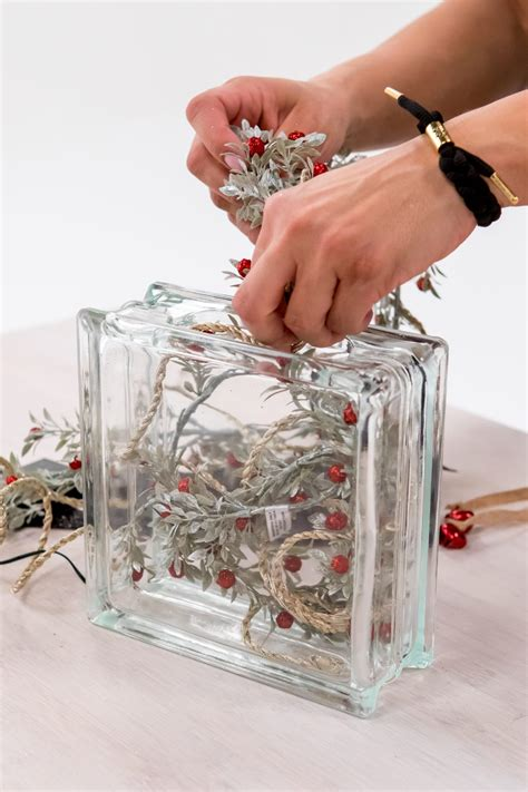decorative glass blocks with lights decorative glass block lights lights design ideas
