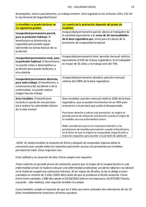 seguridad socialtrabajadores formacion y orientacion laboral tema 3 la seguridad