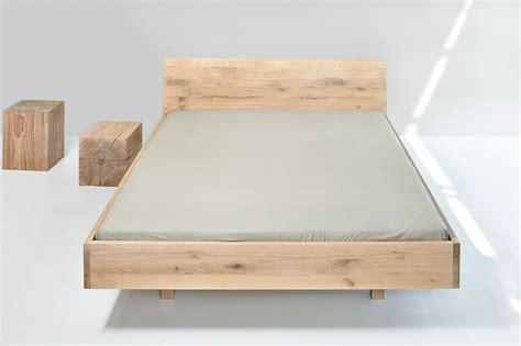 bett quadra konfigurierbares holzbett quadra vitamin design