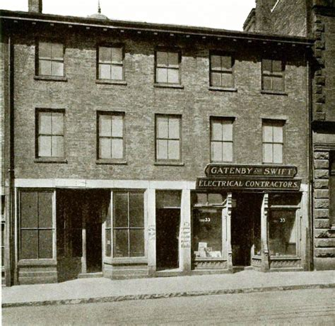 Merchants National Bank History 4 Different Locations