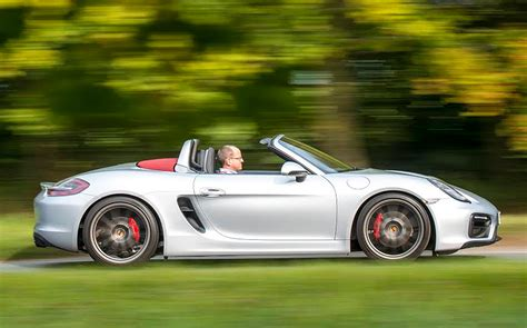 Porsche Boxster 2014 by Porsche Boxster Gts Review 2014 On