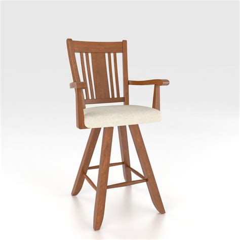 24 inch high dining chairs canadel sto2250satw high dining classic swivel barstool 24