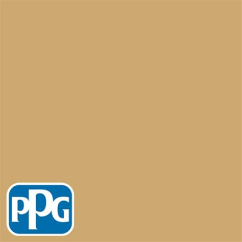 ppg timeless 8 oz hdppgy38 honey flat interior exterior paint sle hdppgy38 08f the