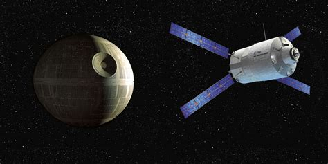 should the us government build a death star reasoncom could we use atv to build and supply a real death star