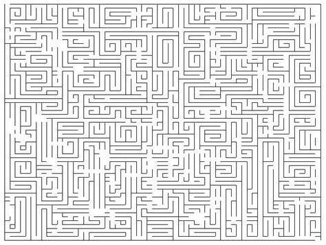 complicated coloring pages for adults andrew bernhardt s 9 best mazes images on pinterest printable mazes kids