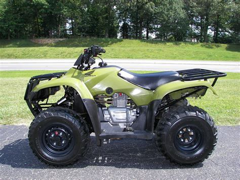honda fourtrax recon new 2017 honda fourtrax 174 recon 174 es green trx250te atvs