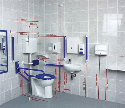 disabled bathrooms uk akw option 4 low level standard doc m pack blue