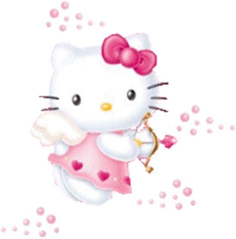imagenes de hello kitty vestida de tigres animaci 243 n de hello kitty volando vestida de cupido imagen
