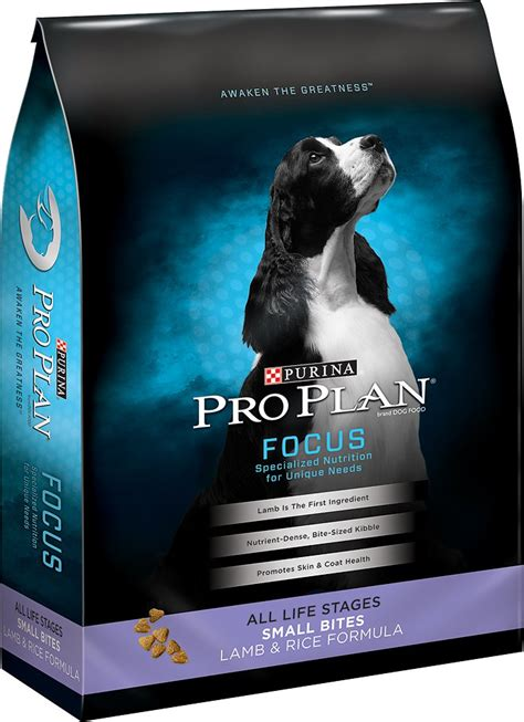 purina pro plan focus puppy purina pro plan focus all stages small bites rice formula food 37