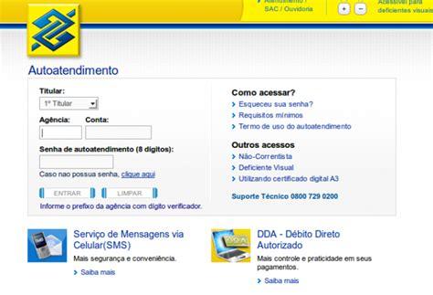 extrato rendimentos banco do brasil ebc site do bb continua com problemas banco do brasil