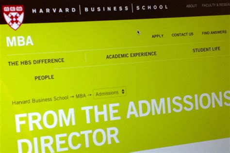 Getting Into Consulting After Mba by Here S Why Applying To Harvard Business School Has Never