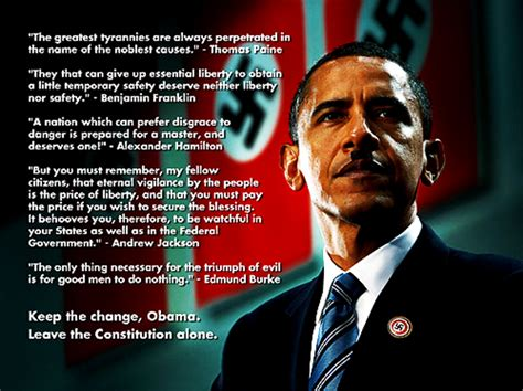 Obama Hitler Meme - obama continues to use nazi germany as his template for