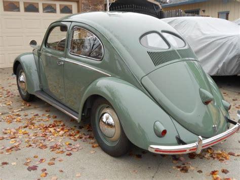 Vw Split Window 1951 volkswagen bug split window no reserve for sale