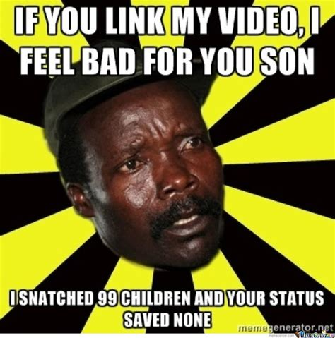 Kony Meme - jay kony by notsureifusername meme center