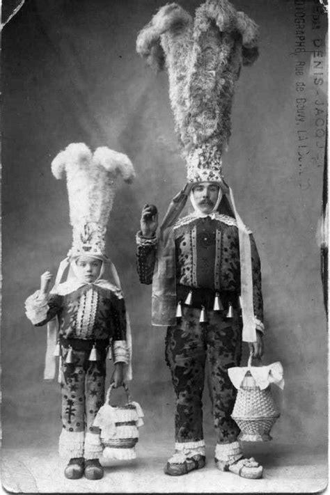 Retronaut - Feather Hats, late 1800s.   Creepy vintage