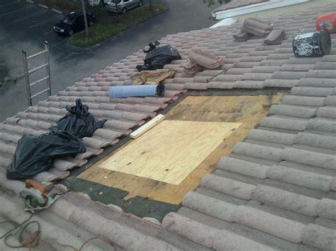 Roof Tile Repair Tile Roof Repair Boca Raton Roof Contractor