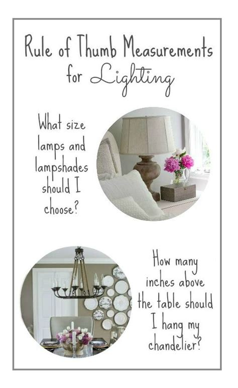 picture light rule of thumb choosing hanging lighting must have tips driven by decor