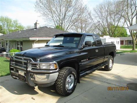 how to sell used cars 1999 dodge ram 1500 free book repair manuals buy used 1999 dodge ram 1500 laramie slt 4x4 5 9l must see