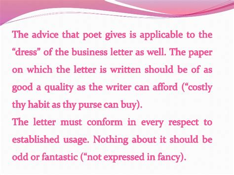 business letter appearance 28 images appearance of a