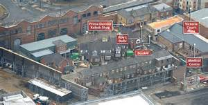 Tv Show Apartment Floor Plans by Coronation Street S Brand New Set Has New Road In 7 7 Acre