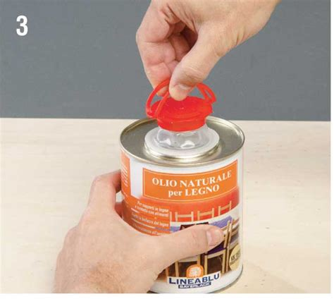 Olio Per Legno Alimenti by Come Applicare Olio Naturale Per Legno Kk 1500 Sayerlack