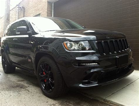 Jeep Grand Blacked Out 2012 Jeep Grand Srt8 Blacked Out Mr Kustom