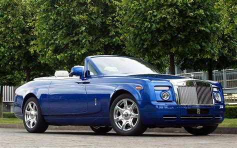 Rolls Royce Presents Masterpiece London 2011 Phantom
