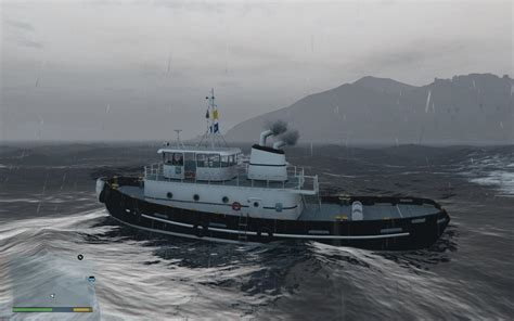 gta 5 boat cheat for pc tug boat new textures gta5 mods