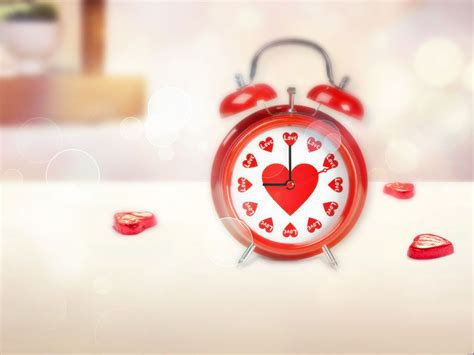 love alarm clock  image  backgrounds love alarm