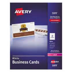 sams club business card avery 5911 perforated business cards laser white 2 500 cards sam s club