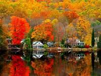 Autumn Scenery Wallpapers AutumnScenery Desktop
