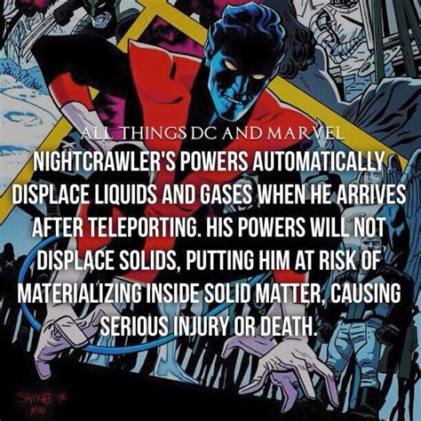 marvel film facts 140 best images about nightcrawler on pinterest kodi