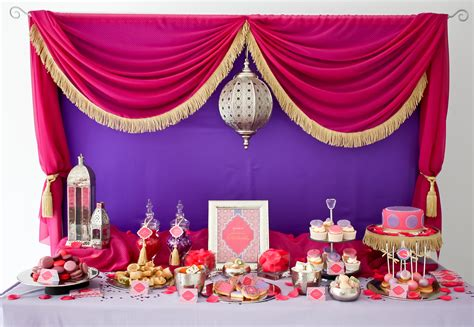 moroccan themed decorations moroccan themed baby shower ideas