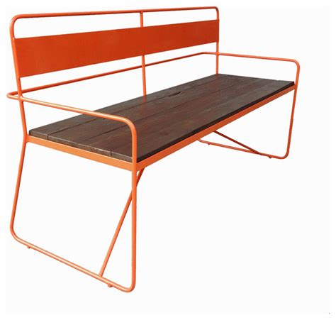 modern metal bench aluminum outdoor bench 5 modern metal outdoor bench