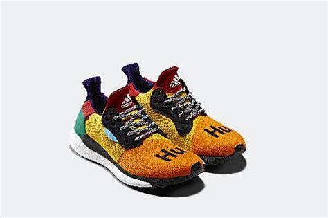Sepatu Adidas Pharrel Williams inspirasi budaya afrika untuk sepatu pharrell williams