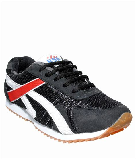 sport shoes black rse black sport shoes price in india buy rse black sport