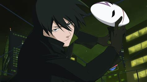 xiao hei new year song darker than black wallpapers wallpaper cave