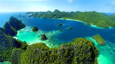This is Raja Ampat   Papua Indonesia ? Steemit