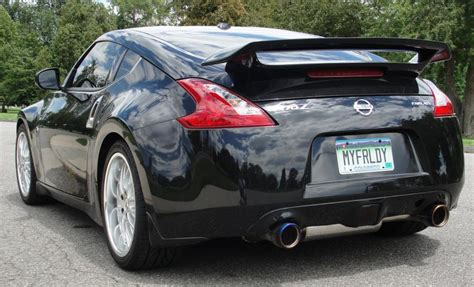 Custom Vanity Plates by Post Pics Of Your Custom License Plates Page 13 Nissan 370z Forum