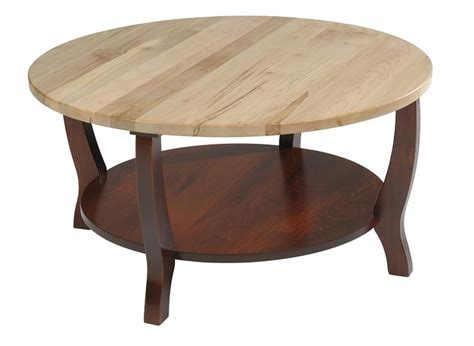 Amish Newport Coffee Table Amish Coffee Table