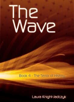 libro the waves laura knight churchill y yaser arafat son descendientes de jesucristo el mago y su chistera