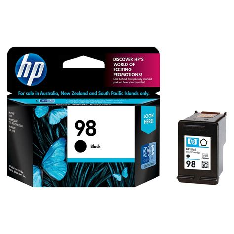 Catridge Tinta Canon 98 Asli Original hp black ink cartridge 98 c9364wn original distributor