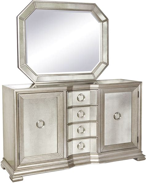 silver dining room sets couture silver pedestal dining room set from pulaski
