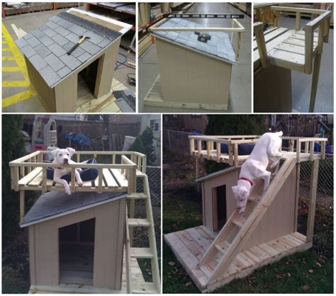 diy dog house diy dog house projects with free plan www fabartdiy com