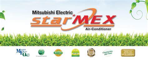 mitsubishi air con mitsubishi starmex aircon promotion